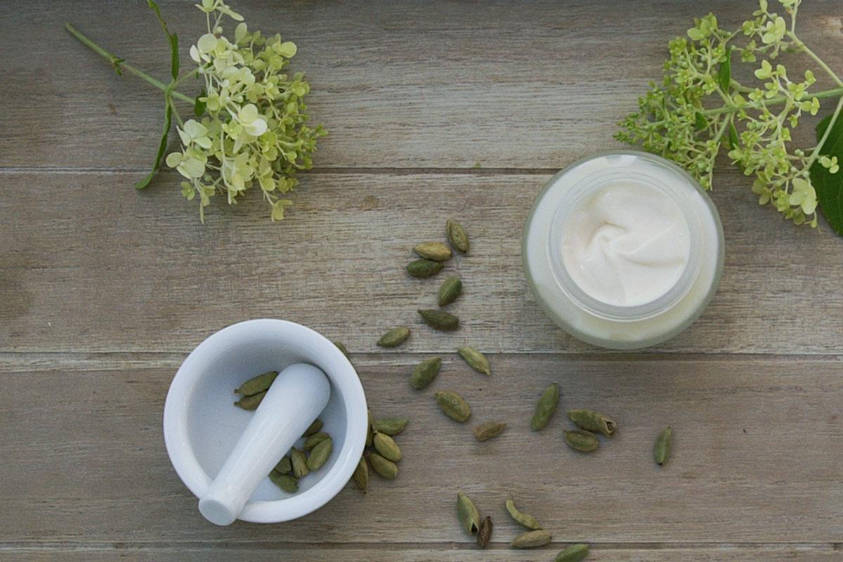 Moderne Naturkosmetik setzt auf Pflanzenöle und -extrakte