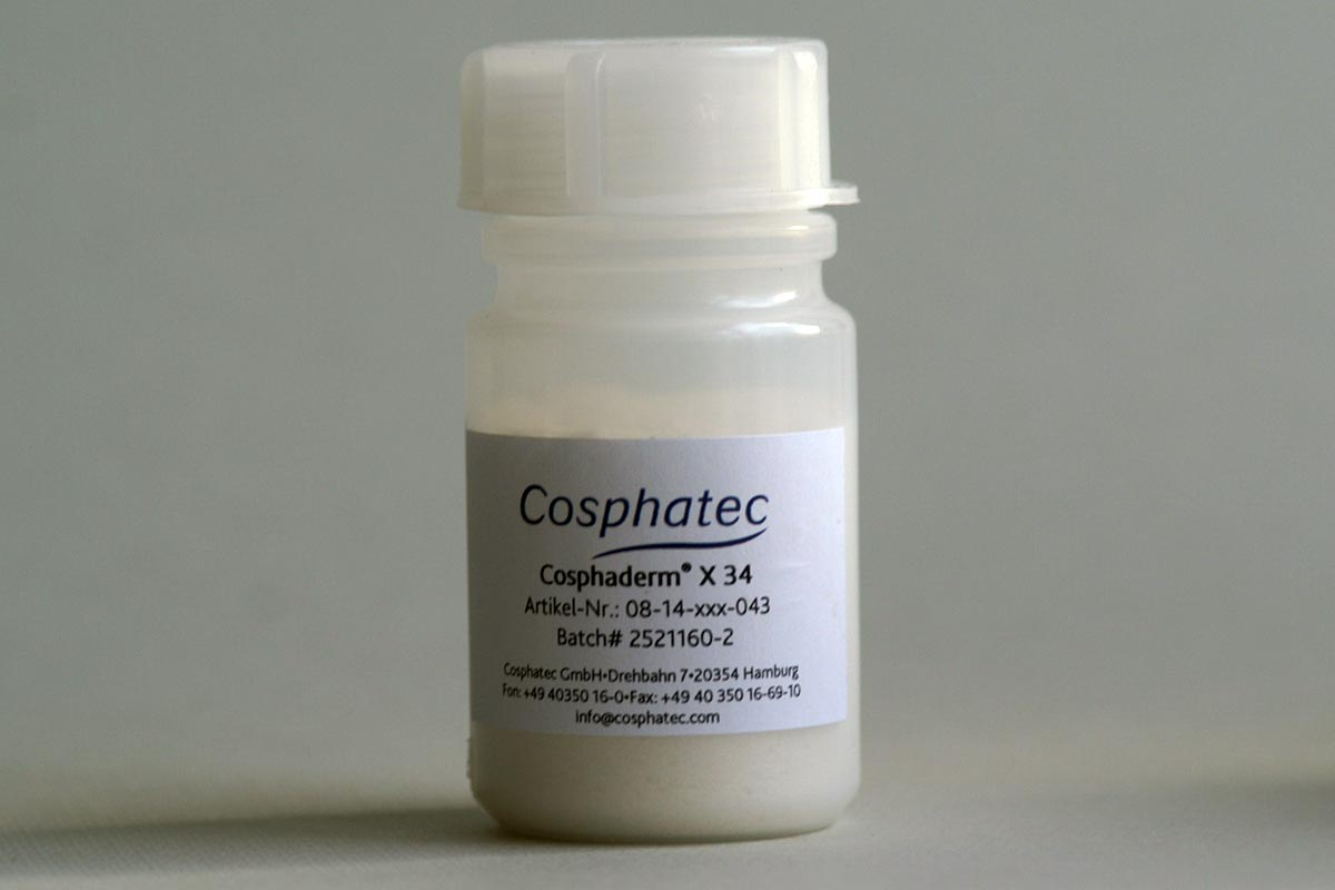 Cosphaderm® X 34