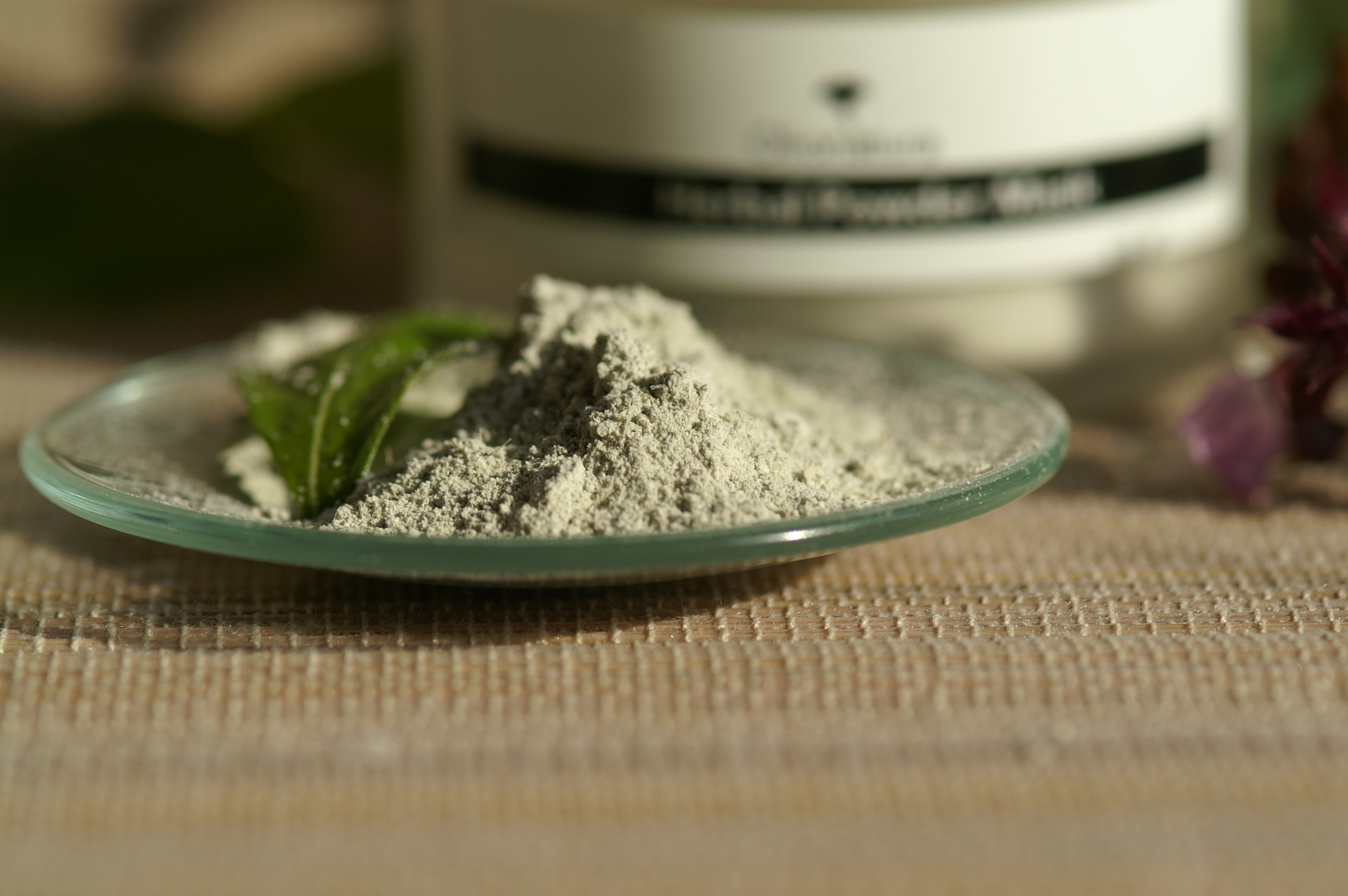 Herbal Powder Mask