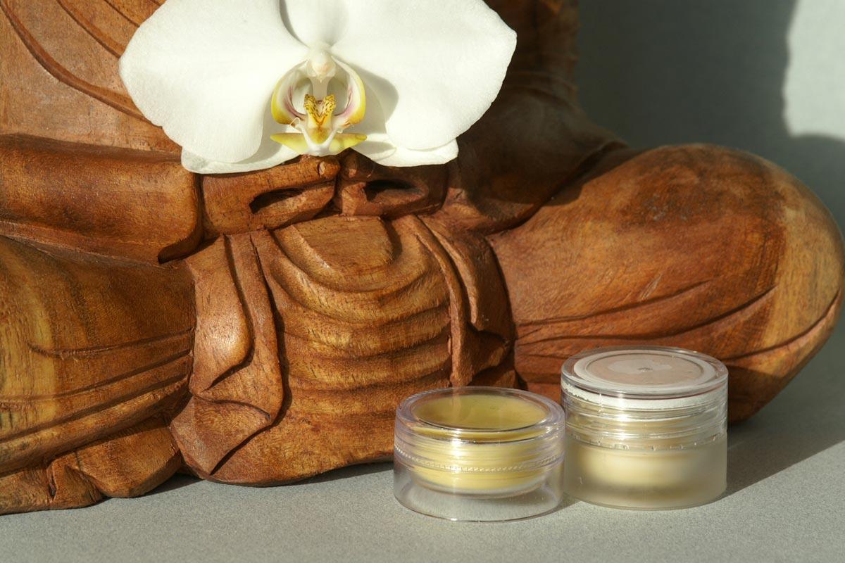 Duftbalsame mit ätherischen Ölen