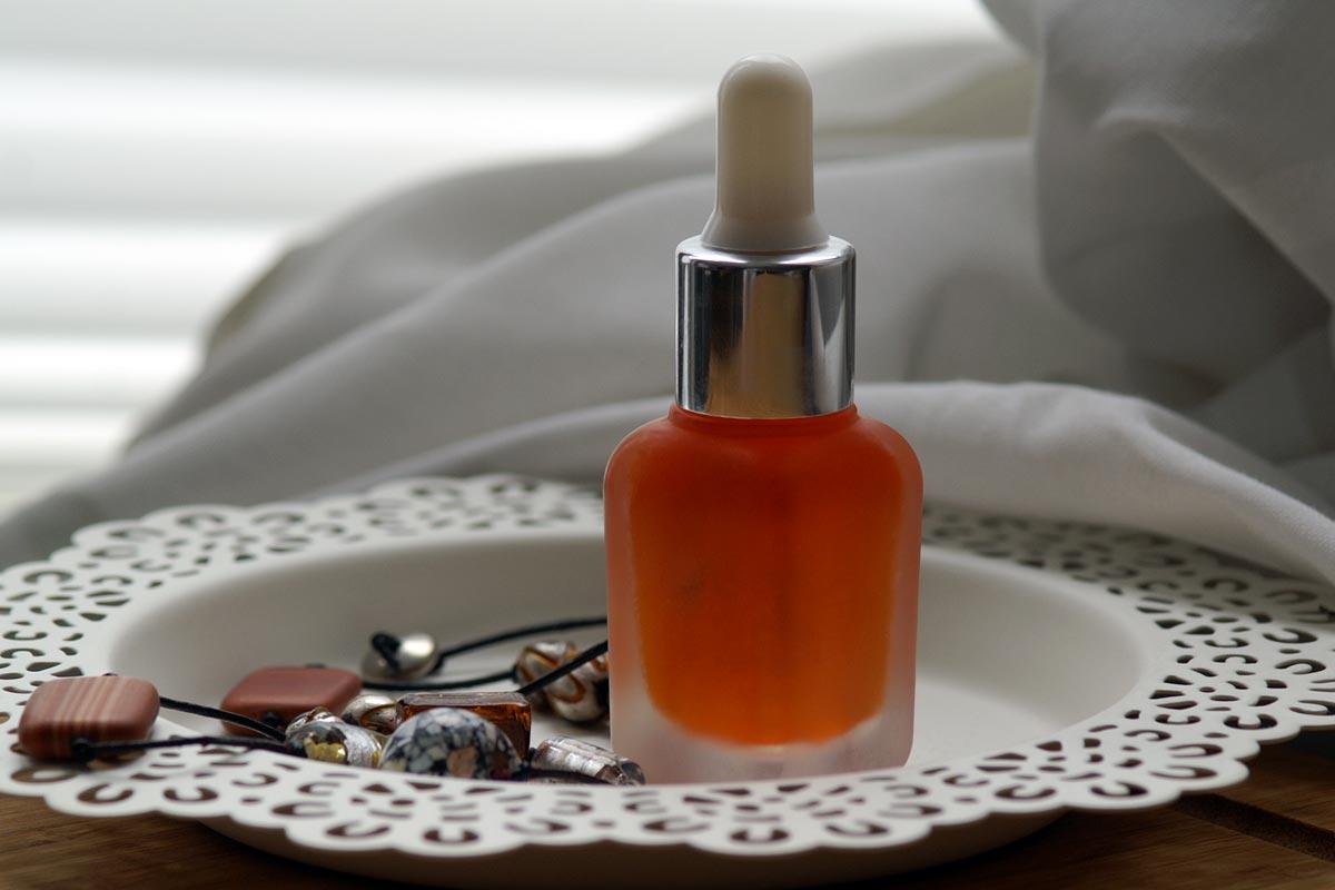 Granatapfel-Gesichtsöl