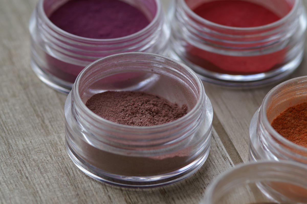 Pigmentmischungen für Lipgloss